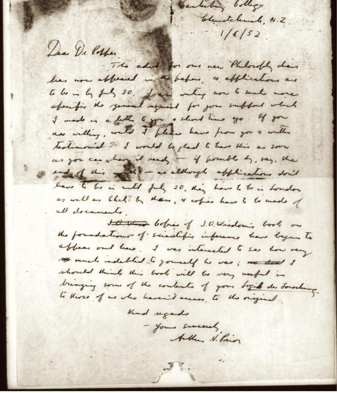 AP076, Letter from Prior to Popper 1 Jun 1952.jpg